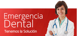 Dentistas en Cancún, Emergencia Dental